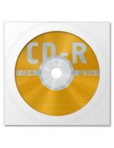 Диск CD-R Mirex STANDARD 700 Мб 48х в бумажном конверте с окном