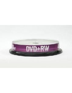 Диск DVD+RW Data Standard 4X 4,7Гб Cake box 10