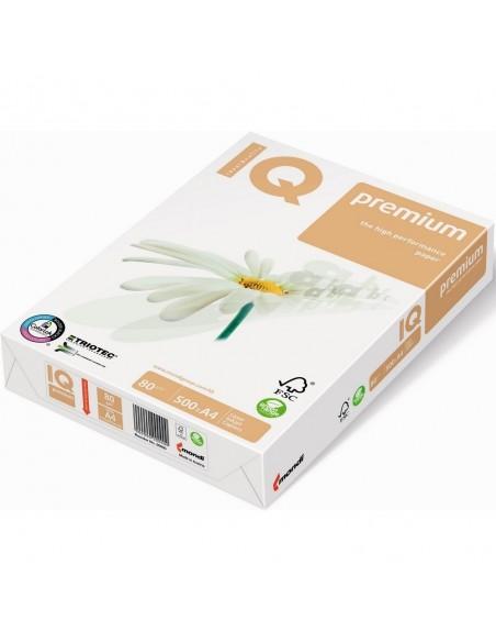 Бумага IQ Premium А3, 80 г/м2, 500л