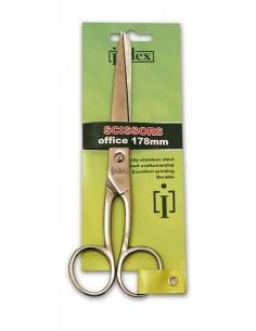 Ножницы цельнометаллические, 17,8 см, арт. ISC423