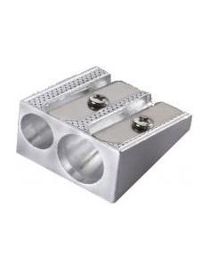 LACO Точилка для карандашей SP912, металл, клиновидная форма, два отверстия, арт. 2609030003