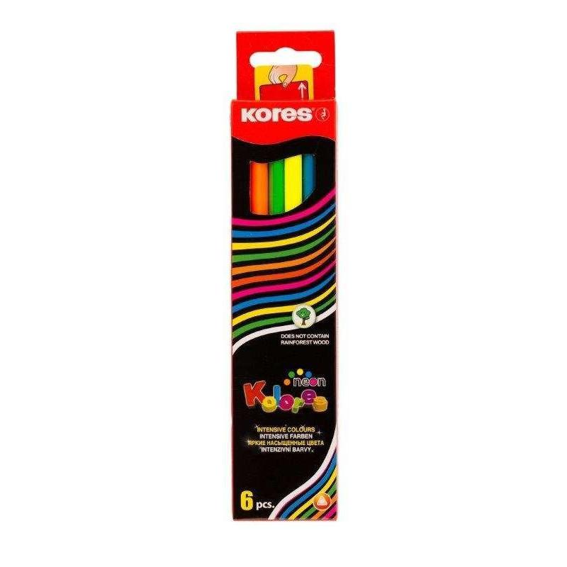 """Цветные карандаши """"KORES KOLORES"""""""