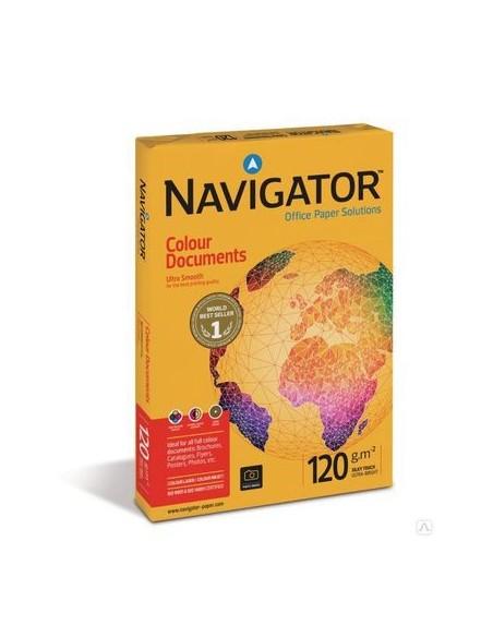 """Бумага """"Navigator Colour Doc"""" А4, 250 листов, 120 г/м2"""