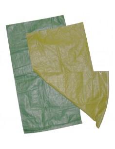 Мешки полипропиленовые 55см*95см для уборки строит. мусора