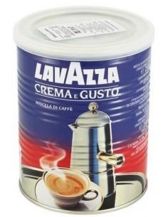"""Кофе молотый """"Lavazza"""" Crema e Gusto 250г"""