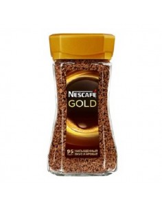 "Кофе ""NESCAFE Gold"" натуральный растворимый сублимированный"
