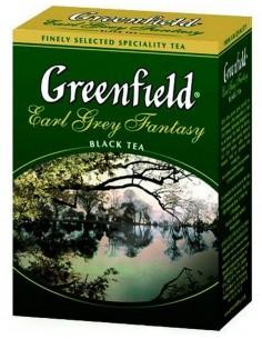 """Чай """"Гринфилд"""" листовой, Earl Grey Fantasy черный"""
