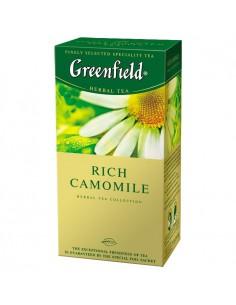 Чай GREENFIELD Rich Camomile