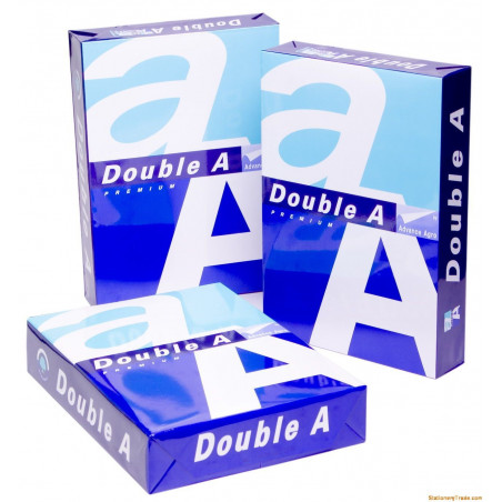 "Бумага А4 ""Double A"", 80гр., 500л."