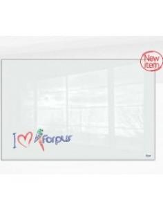 FORPUS Доска белая, с глянцевым покрытием, 90*120см, арт. FO70112