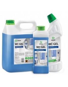 Средство чистящее для унитазов WC-Gel
