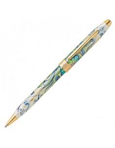 """Ручка шариковая автоматическая """"Botanica Green Daylily"""""""