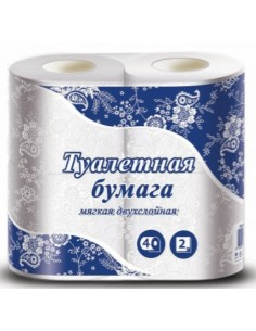Бумага туалетная Veiro
