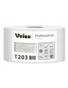 Бумага туалетная Veiro Professional Comfort