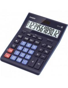 Калькулятор настольный 12р. Casio GR-12 синего цвета