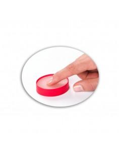 Подушка гелевая для увлажнения пальцев