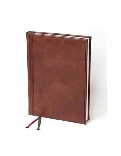 Ежедневник Универсал в обложке Мадера
