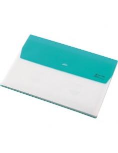 Папка-конверт с 5 делениями