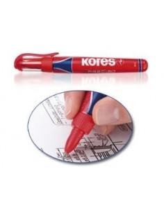 """Корректор-ручка """"Kores"""" Ball Tip Premium"""