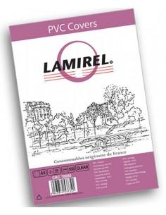 Обложка пластиковая прозрачная Lamirel by Fellowes