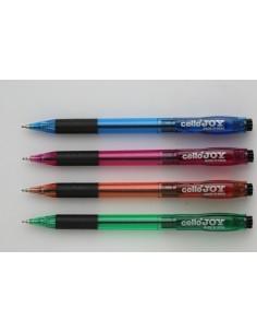 """Ручка шариковая автоматическая """"Joy Neon"""""""