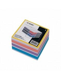 Бумага для заметок в цветном блоке inФормат