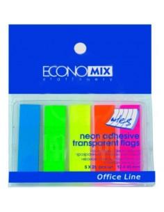 """Набор клейких закладок """"Economix"""""""
