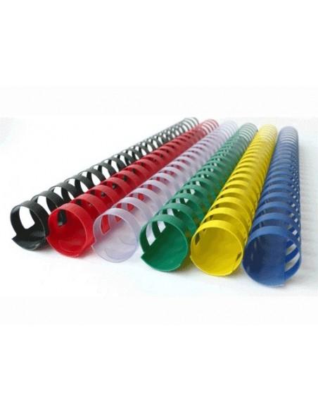 Пластиковые пружины для переплета ARGO 25 мм