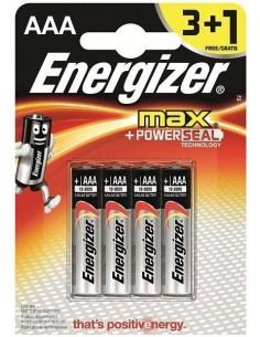 Батарейка Energizer MAX AAA 4 штуки