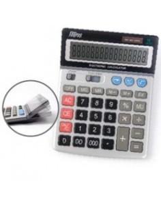 Калькулятор настольный, 16-р., 2-е питание, арт. FO11008