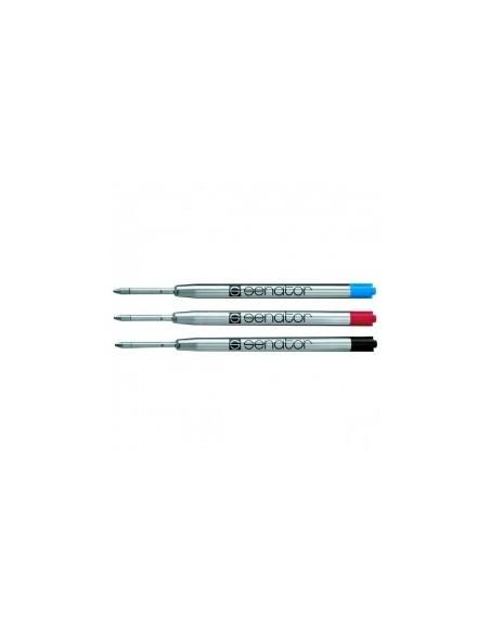 """Объемный металлический стержень для шариковой ручки G2 """"Senator"""""""