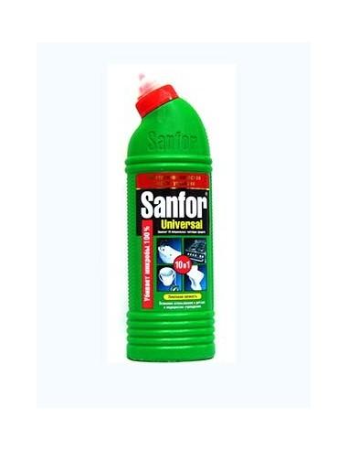 Средство санитарно-гигиеническое Sanfor Универсал 750г лимонная свежесть