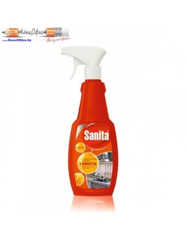 Средство чистящее для кухни Sanita