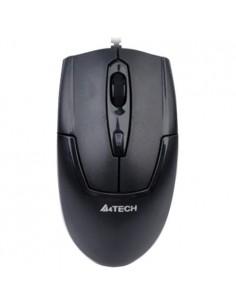 Мышь A4TECH D-301 USB BLACK