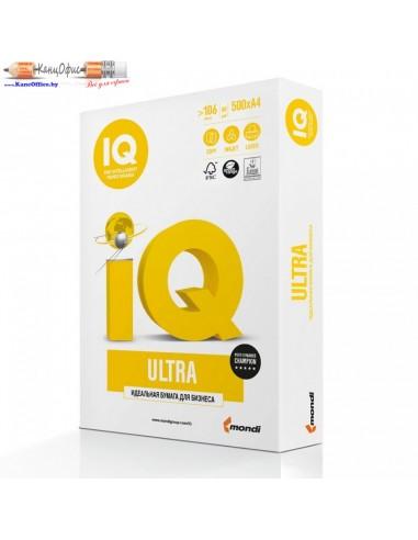 """Бумага """"IQ Ultra"""" А4 формат"""