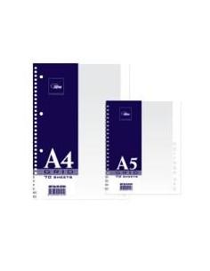 Тетрадь на спирали А5, 70 листов, арт. FO42111