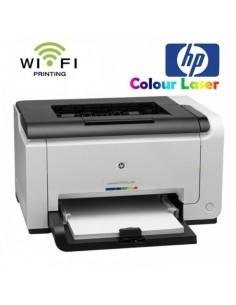 Цветной лазерный принтер HP LaserJet Pro CP1025 (CF346A)