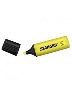 STANGER Текстмаркер желтый, арт. 180001000