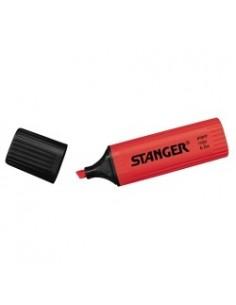 STANGER Текстмаркер красный, арт. 180003000