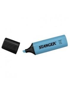 STANGER Текстмаркер синий, арт. 180005000