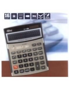 Калькулятор настольный, 16-р., 2-е питание
