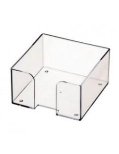 СТАММ Пластбокс прозрачный для бумажного блока 9*9*5, арт. ПЛ61