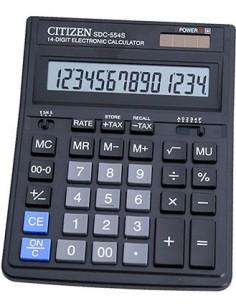 Калькулятор настольный, SDC-554S