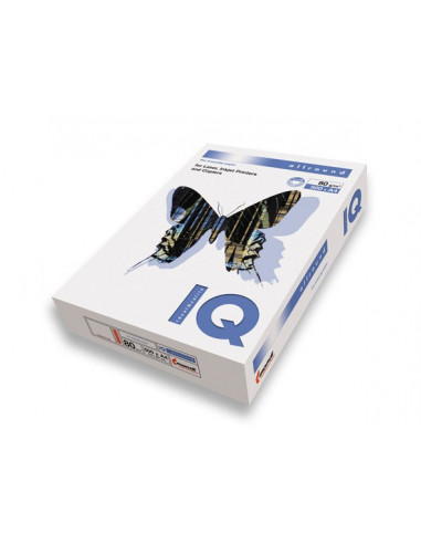 Бумага IQ Allround А4, 80 г/м2, 500л.