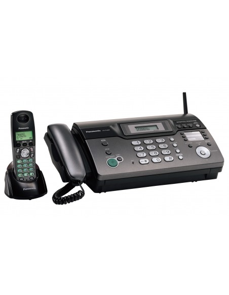 Факсимильные аппараты и телефоны